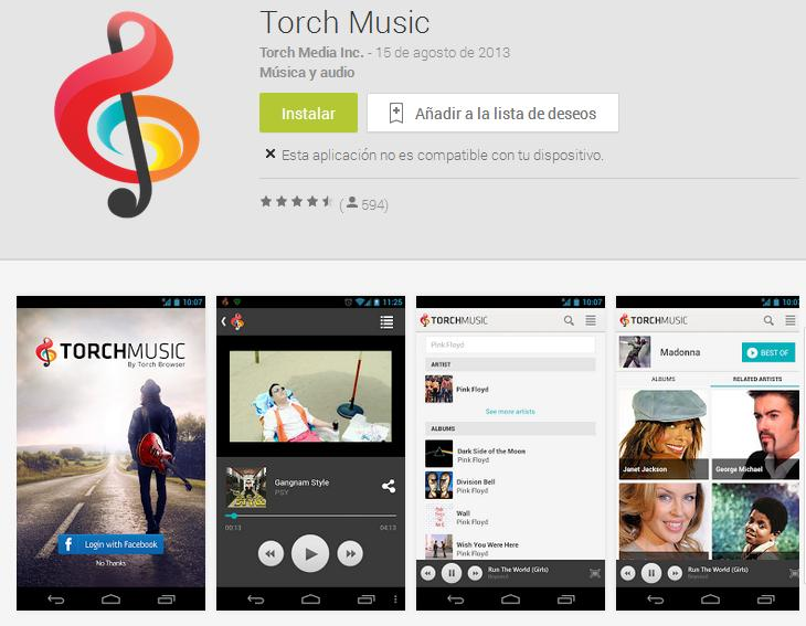 Torch Music