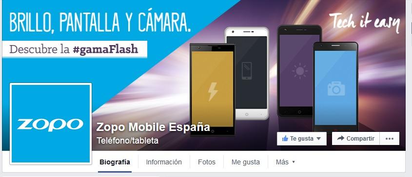 Zopo Mobile España