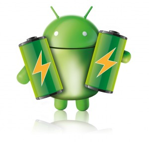 android-baterias