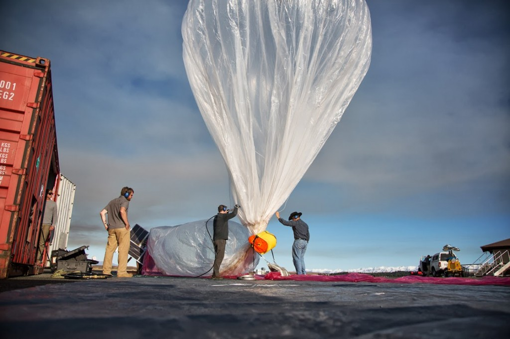 project-loon-start