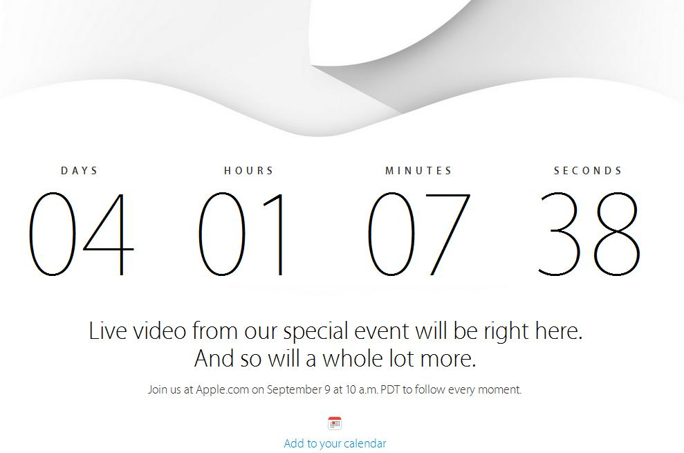 keynote apple 9.9.2014