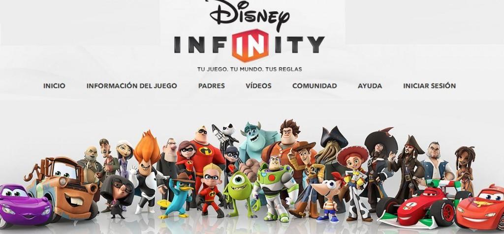 diney infinity