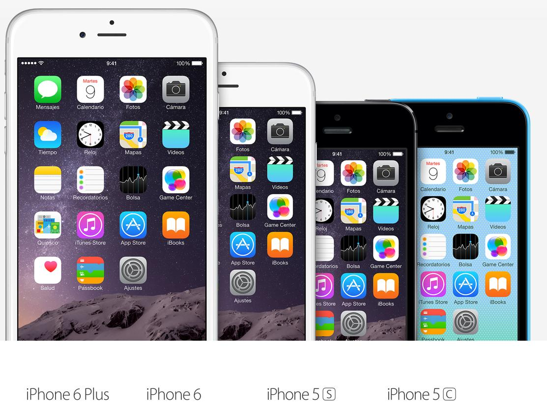 modelos de iphone2